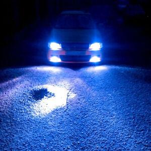 LED Headlight Kit 8000K Ice Blue High&Low Bulbs fit for HONDA CIVIC 1992-2003
