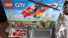 Lego 60108 L'unité de secours des pompiers , Brandweer inzetgroep Fire Response