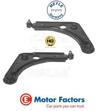 FORD ESCORT 90-01 2 FRONT LOWER WISHBONE SUSPENSION ARM ARMS MEYLE HD HEAVY DUTY