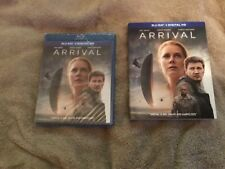 THE ARRIVAL New Sealed Blu-ray