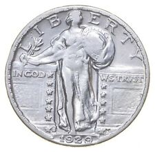 1929-S Standing Liberty Quarter - Charles Coin Collection *630