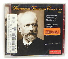 Ashkenazy & John Ogdon: The Draw [International Tchaikovsky Competition, Vol. 1]