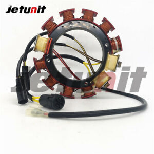1993-2001 for Johnson Evinrude 185HP-225HP outbaord stator 35amp 6-8cyl 763779