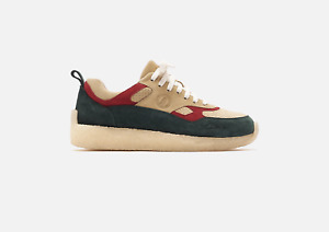 Kith For Clarks Lockhill Suede Teal Maple 8th St. by Ronnie Fieg Size 10.5 *