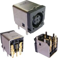 DELL LATITUDE D600 D610 D620 D630 D631 DC JACK POWER pin PORT SOCKET CONNECTOR