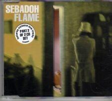 (BJ180) Sebadoh, Flame - 1999 CD