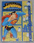 Superman - THE ANIMATED SERIES, volumen 2 Dos - DVD - Nuevo Precintado