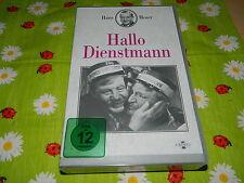 Hallo Dienstmann - Hans Moser - Anni Rosar - Maria Andergast - Kinowelt  VHS