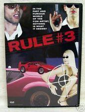Rule #3 DVD Used
