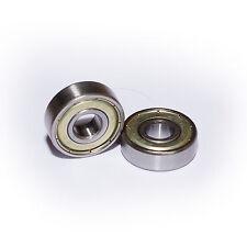 Kugellager ZZ 608 / 608ZZ Rillenkugellager DIN625 - Ball Bearing - CNC Industrie