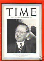 1940 Time July 8-Wendell Willkie; Balbo dies; MI Rabbis