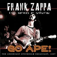 FRANK ZAPPA and THE MOTHERS OF INVENTION - GO APE! THE LEGENDARY [CD]