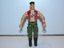 1983 GI JOE / ACTION FORCE Z-FORCE GAUCHO 100% COMPLETE C8 - PALITOY RARE