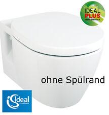 ideal Standard Connect Wandtiefspülklosett Spülrandlos E817401