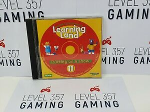LEARNING LAND-DISCOVER & PLAY ON YOUR PC-CD-ROM 11# *PUTTING ON A SHOW*