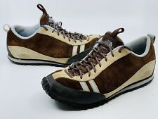 North Face Women's Athletic Sneaker Suede Leather Retro Lace Up  551044 Sz 6.5