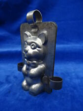 MIGNON Cute & RARE ! MOULE A CHOCOLAT Chocolate mold - CHIEN Dog ? CHAT Cat ?