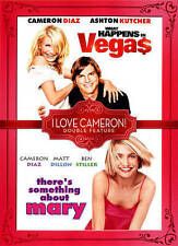 1 Cent DVD set WHAT HAPPENS IN VEGAS / SOMETHING ABOUT MARY + Add'l ONLY $1 !
