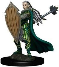 Female Elf Paladin Premium D&D Miniature Dungeons Dragons fighter cleric W4 Z