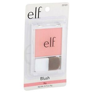 ELF Blush With Brush - Choose Your Shade - Blushing/Glow/ Shy - New