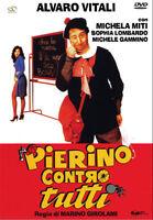 Pierino Contro Tutti DVD Nuovo Sigillato Alvaro vitali