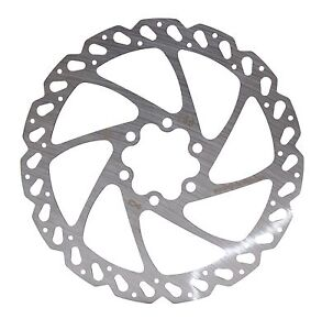 DP Brakes Bicycle Rotor BMR1.00  140MM 105G 1 PC, I.S. 6HOLE INC 6 BOLTS