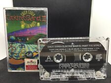 Chick Corea Elektric Band II Paint The World Cassette Tape (GRP 1993) Fusion
