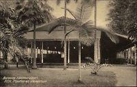 BATAVIA Weltevreden Jakarta um 1910 Kolonie Holland Vintage Postcard Indonesien