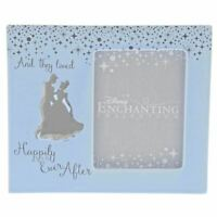 Disney Enchanting Cinderella and Prince Wedding Photo Picture Frame - Boxed