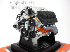 Dodge Challenger SRT 1/6 Scale Diecast Metal and Plastic Engine Model