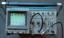 Tektronix 2467 350 MHz Oscilloscope, Calibrated, SN:B011504, 30 days Warranty