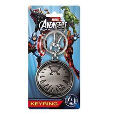 Official Marvel Comics Avengers Eagle Pewter Keyring - BRAND