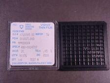 Mpm2001aw Vishay Thin Film Resistor Divider Network 1k 1k Ohm 01 15w Sot 23