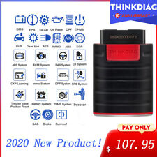 THINKDIAG Professional Car Scanner Diagnostic Tool OBD2 Auto All System for BMW