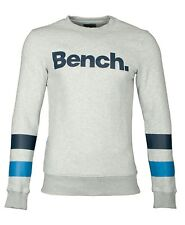 BENCH Herren Sweatshirt Crew Neck Corp
