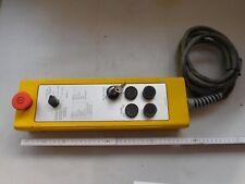 Cnc bediengerät t.691.030-063-3 con interruptor de rotación para las posiciones 12 + 4 teclas