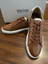 NIB Reaction Kenneth Cole Eastern Sports Sneaker Cognac 8M $29.00
