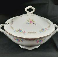 SELTMANN WEIDEN Vintage Suppenterrine Schüssel mit Deckel Porzellan Marie Luise