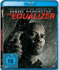 THE EQUALIZER (Denzel Washington, Marton Csokas) Blu-ray Disc NEU+OVP