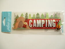 JOLEE'S BOUTIQUE TITLE STICKERS - CAMPING