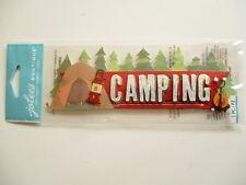 Jolee'S BOUTIQUE Pegatinas de título-Camping