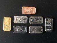 Rare Earth Metal - 1 Gram - Element Ingots