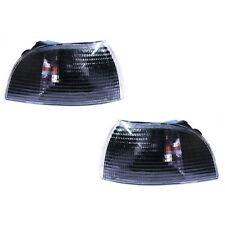 2 CLIGNOTANT FIAT PUNTO 1993-1999 75 SX 90 ELX GT TD 70 S SX AVANT AV NOIR