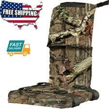 Outdoor Sport Hunting climbing tree stands Universal Seat Chair Mossy Oak Camo