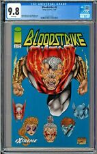 Bloodstrike #5 CGC 9.8 White Pages Image Comics 1993 ONLY 9.8 ON EBAY