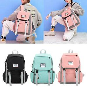 Large Women's Ladies Backpack College Rucksack School Shoulder Bags New