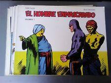 EL HOMBRE ENMASCARADO de Lee Falk y Ray Moore. Colección completa Ediciones B.O.