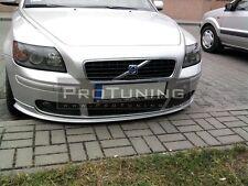 Volvo S40 V50 04-07 Front Bumper spoiler lip R-design splitter Valance skirt R