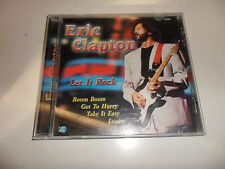 CD  Eric Clapton  ‎– Let It Rock