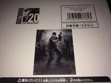 BIOHAZARD 20th RESIDENT EVIL 4 - E-Capcom Japan Ltd CANVAS ART NEW VERY RARE